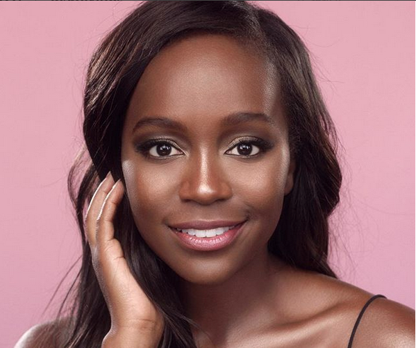 Actress Aja Naomi King is L'Oréal's new spokesmodel, and we can't think of a better match