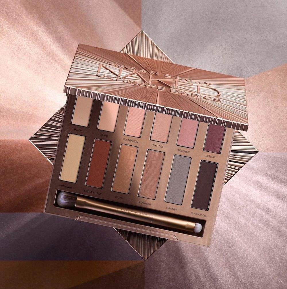 This beloved Urban Decay eyeshadow palette is $27 instead of $54, and no, this is not a drill