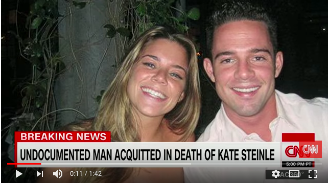 "Who is Kate Steinle, the woman whose death inspired ""Kate's Law""?"