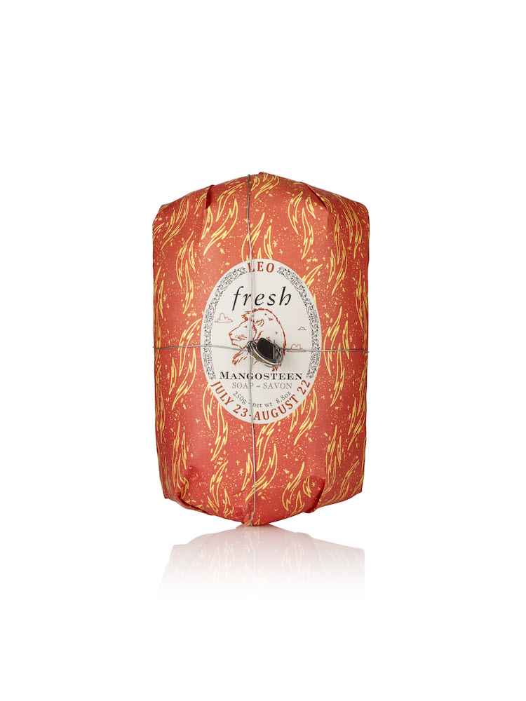 Fresh Beauty released its annual Zodiac Soap Collection with