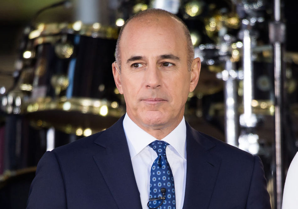 Matt Lauer might get a $30 million payout from NBC, and WTF?