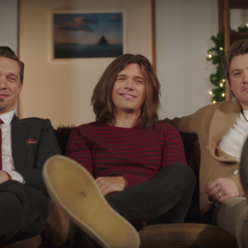 "Hanson's music video for ""Finally It's Christmas"" is everything you need it to be"