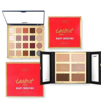 Tarte's partnership with (RED) to help end AIDS proves that makeup can be powerful