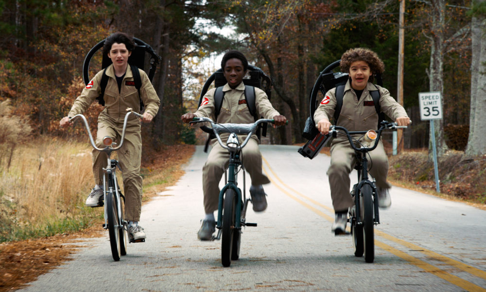"Deep breath — we might be waiting a stupid long time for ""Stranger Things"" Season 3"