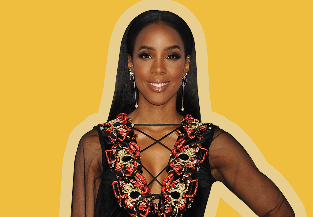Kelly Rowland gives us the update on her new makeup brand and how she feels about being a meme