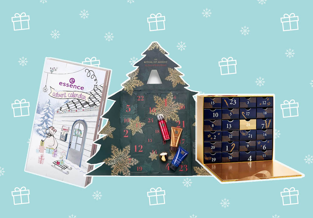 24 makeup advent calendars to gift any beauty lover on your list, or you know, yourself
