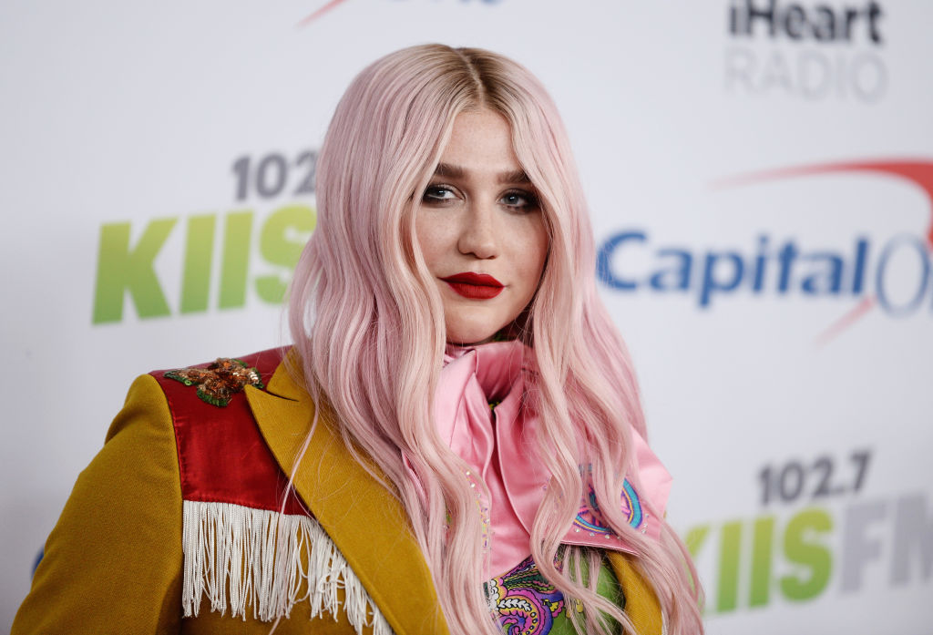 Kesha penned a powerful essay about struggling with mental illness during the holidays