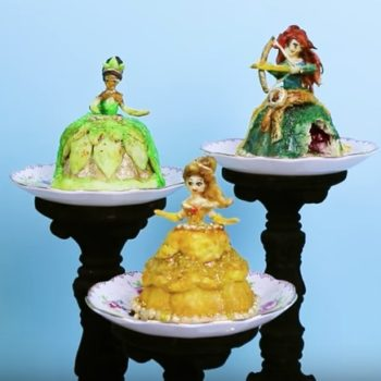 These Disney Princess hand pies are almost too pretty to eat