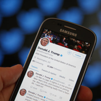 Turns out the Twitter employee who deactivated Trump's account actually did it on accident
