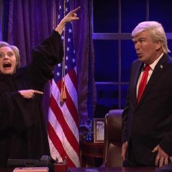 """""""SNL"""" just brought Hillary Clinton back to the White House in the most perfect way"""