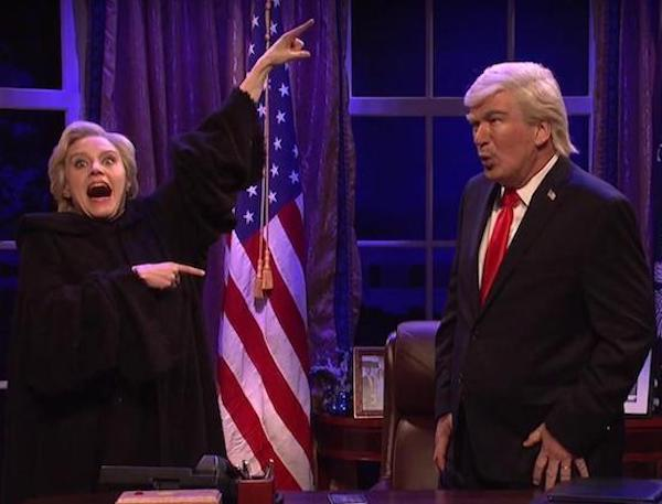"""SNL"" just brought Hillary Clinton back to the White House in the most perfect way"