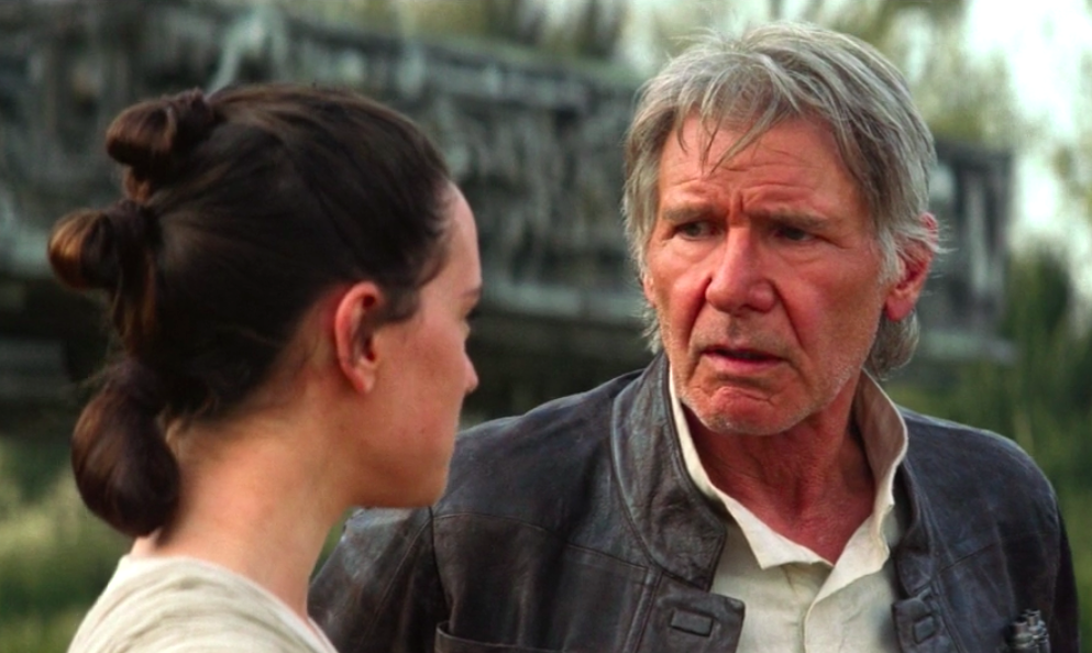 "No one is mourning Han Solo in ""The Last Jedi,"" and this isn't awkward or anything"