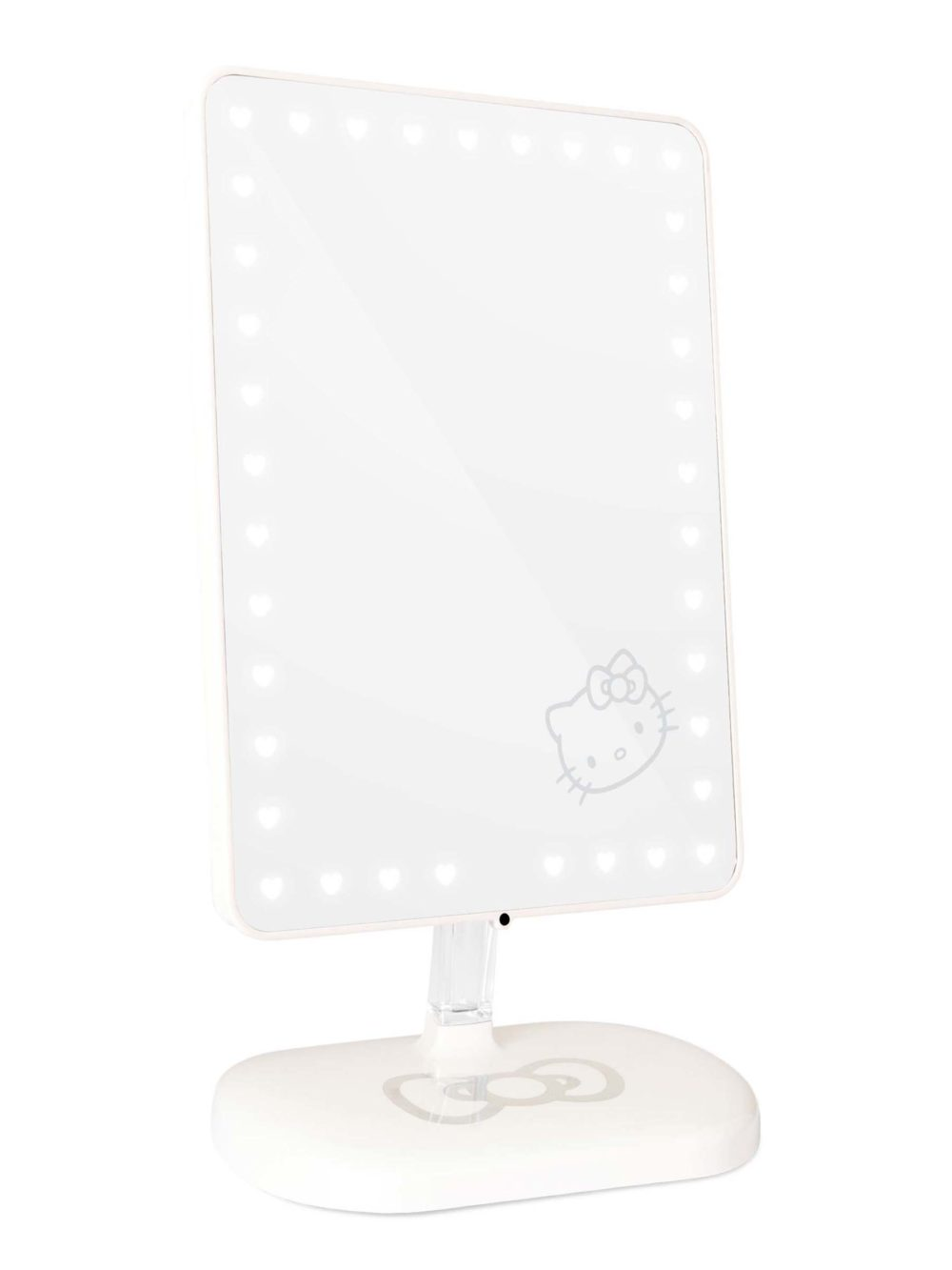 Hello Kitty teamed up with this iconic makeup mirror brand, and we need it right meow