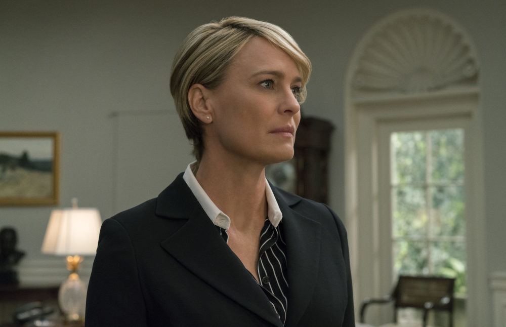 """House of Cards"" will officially resume production next year — with a MUCH shorter season"
