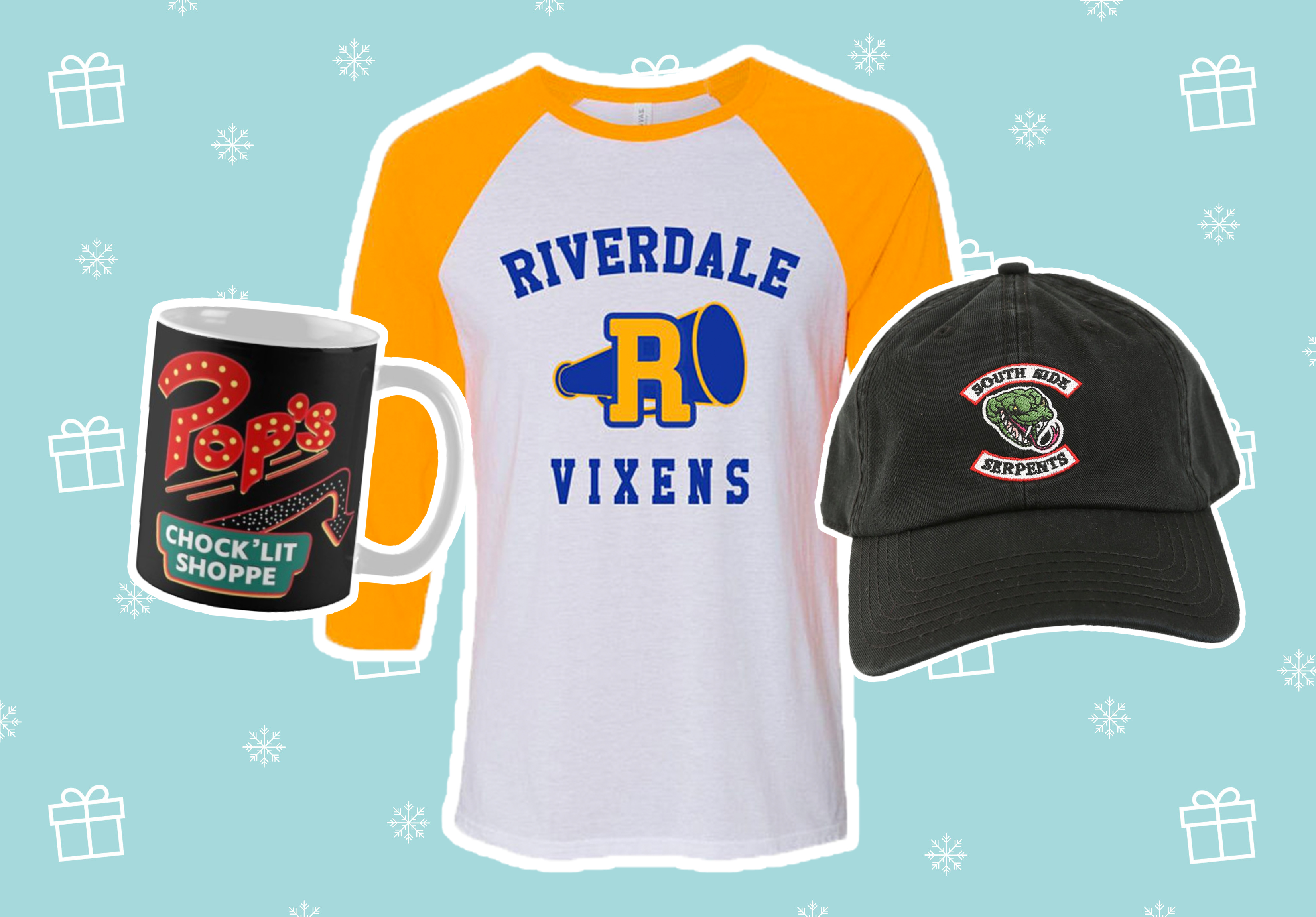 """18 """"Riverdale""""-inspired gifts for the Betty or Veronica in your life"""