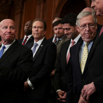 How the tax bill just made it significantly more dangerous to be a woman in America