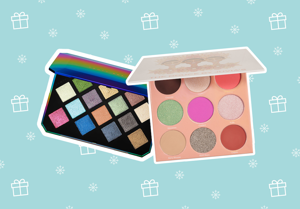 35 eyeshadow palette gifts for the eye makeup queen on your holiday list