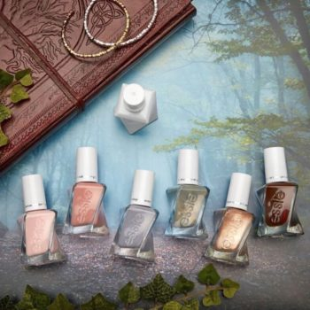 Essie's royalty-inspired nail collection is here, and we're sure Meghan Markle would approve