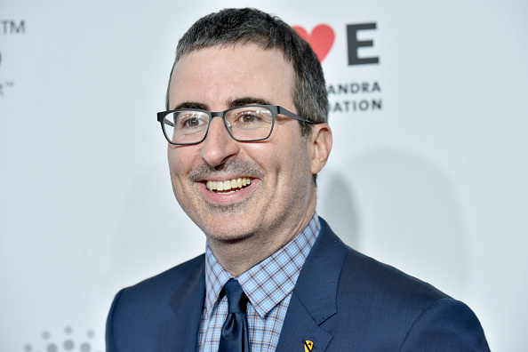 Who is John Oliver, and why is he trending?