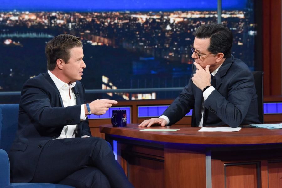 """Billy Bush says """"enough is enough"""" when it comes to Trump's absurd tape denial"""