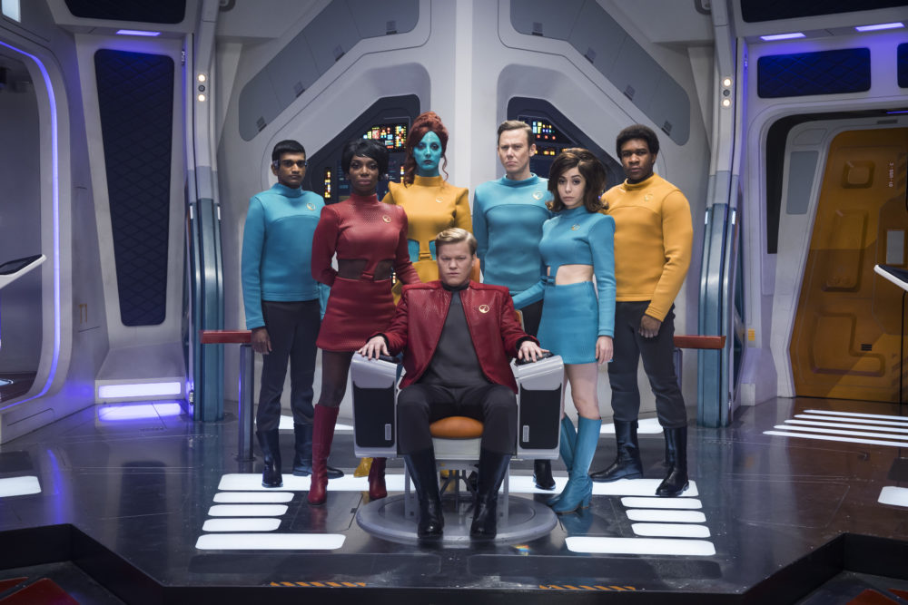 "The latest ""Black Mirror"" teaser looks like a ""Star Trek"" spoof"