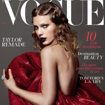 """Copy Taylor Swift's goth """"Pride and Prejudice"""" look from her British """"Vogue"""" cover with these products"""