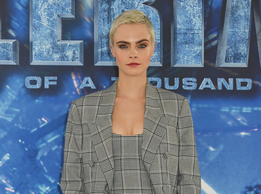 Cara Delevingne wants victims to speak up in the aftermath of Harvey Weinstein
