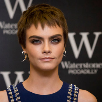 Cara Delevingne has an empowering message to other victims of sexual harassment