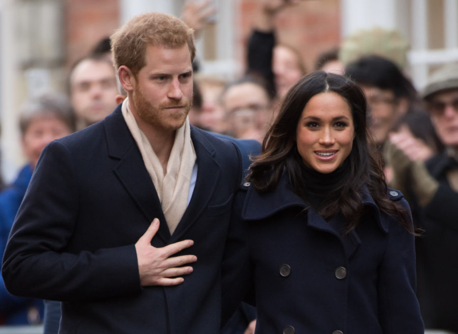 Meghan Markle's dad has finally commented on the royal engagement