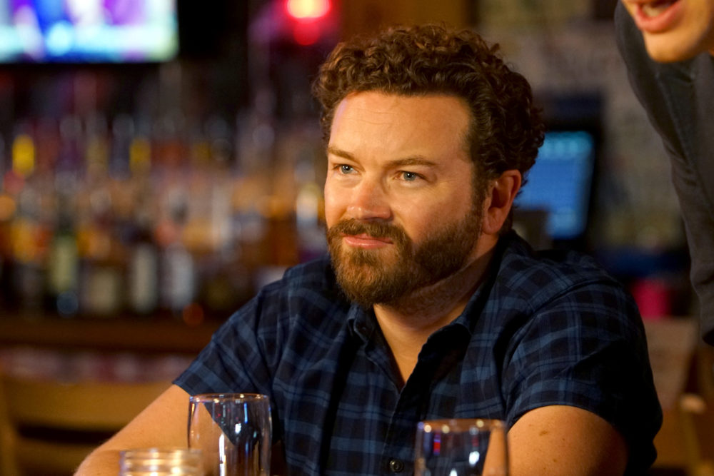 Netflix has fired Danny Masterson, and we're so happy to see them taking action