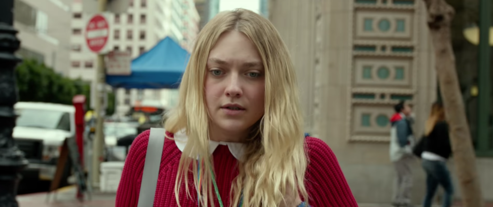 "Trekkies, rejoice: Dakota Fanning plays a ""Star Trek"" fan fiction writer in her next movie"