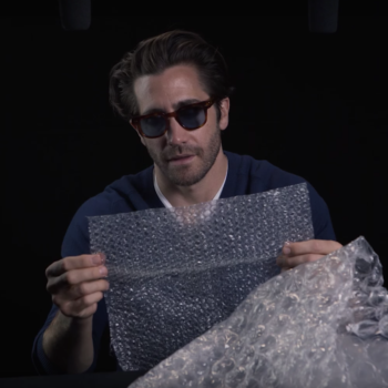 Listen to Jake Gyllenhaal whisper through this ASMR interview to feel immediately soothed