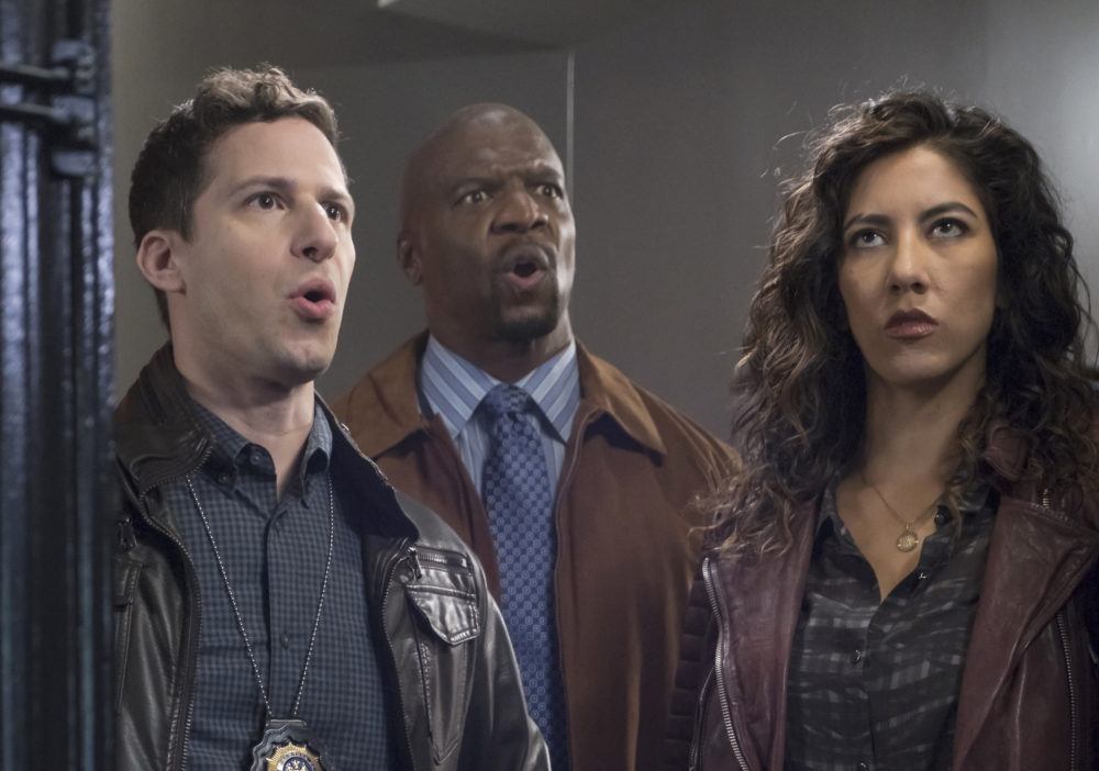 "A ""Brooklyn Nine-Nine"" character just came out as bisexual, and fans are LIVING for this"