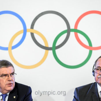 Russia has been banned from the 2018 Winter Olympics for doping