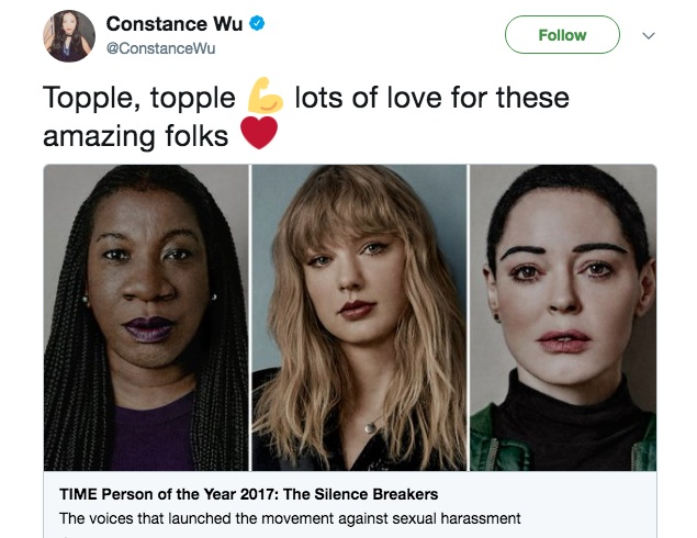 """Twitter is going crazy for """"Time Magazine's"""" Person of the Year"""