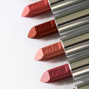 This is not a drill: Kylie Cosmetics is launching lipsticks for the first time ever