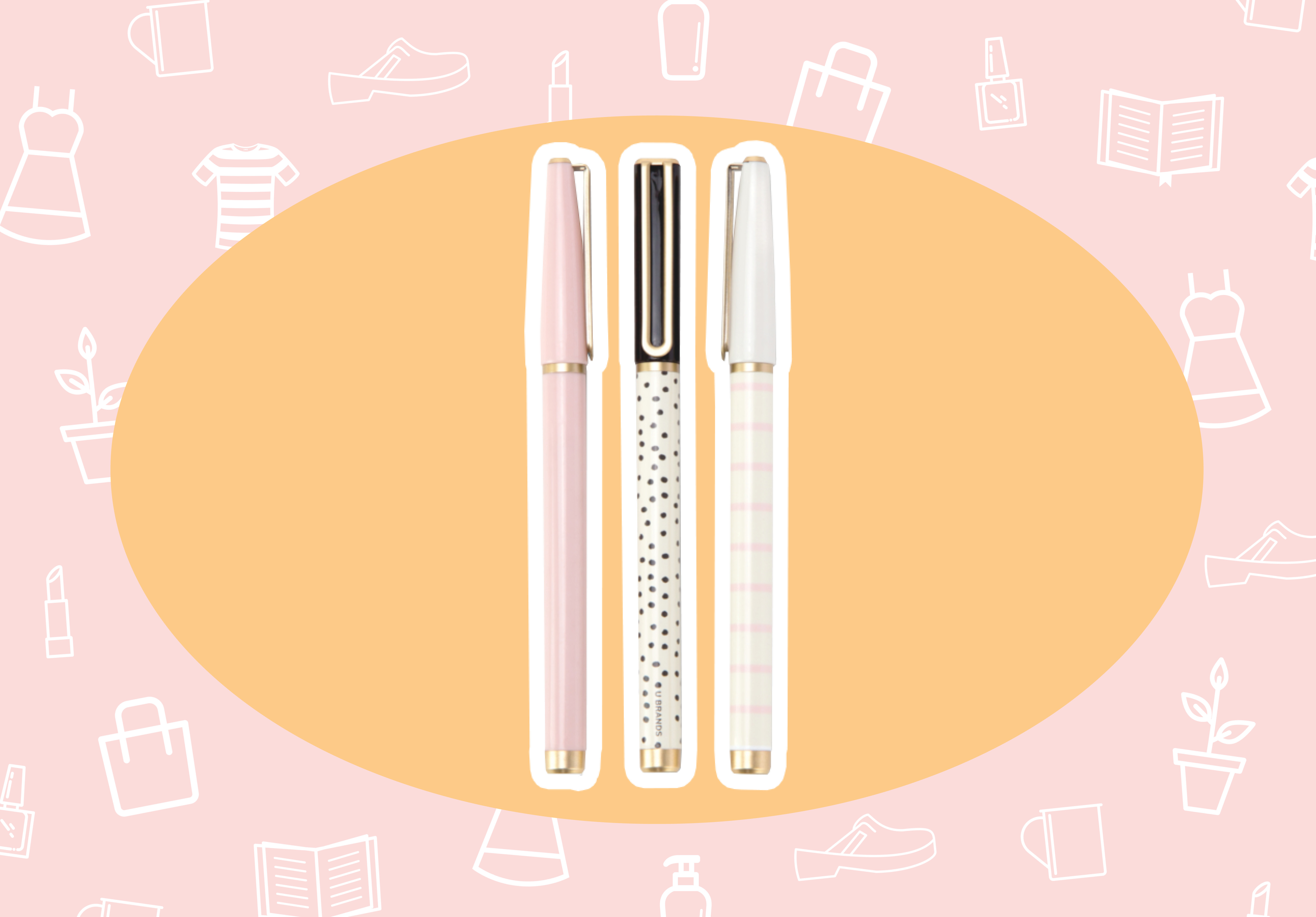 WANT/NEED: Pretty pens to write your giant to-do list, and more stuff you want to buy