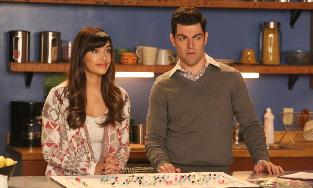 Stop what you're doing — Schmidt and Cece's daughter is here