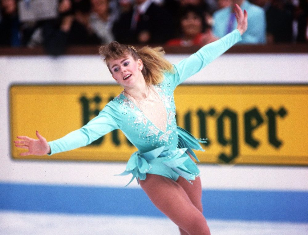 Sufjan Stevens wrote a song for Tonya Harding, in case you'd like to cry about ice skating today