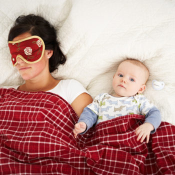 """Why I give myself permission to be a """"lazy"""" mom"""