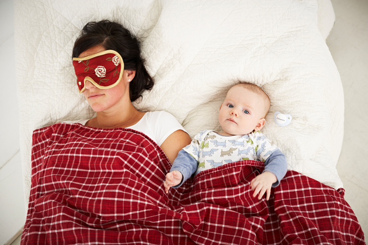 "Why I give myself permission to be a ""lazy"" mom"