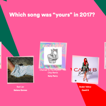How to find your secret Spotify playlist that features all your favorite songs of 2017