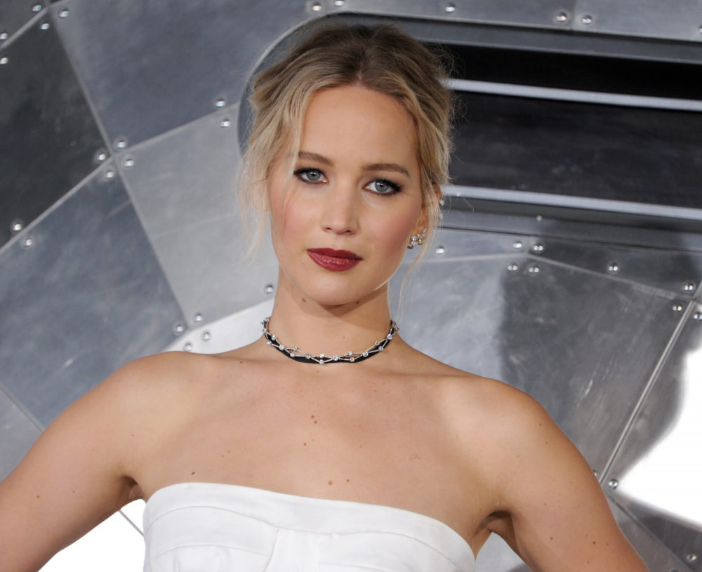 Jennifer Lawrence was scared to take on sexy roles after her nude photos were hacked