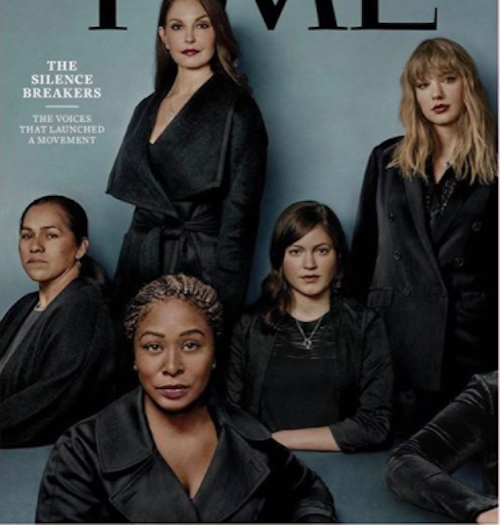 "Why the cropped elbow on ""Time's"" Person of the Year cover is so powerful"