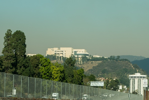 Will the Getty Museum in L.A. be okay after the fires?