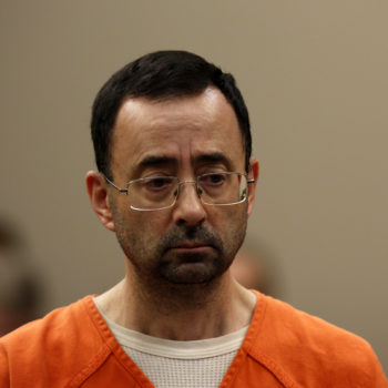 Former Team USA Gymnastics doctor Larry Nassar has been sentenced to 60 years in prison for child pornography crimes