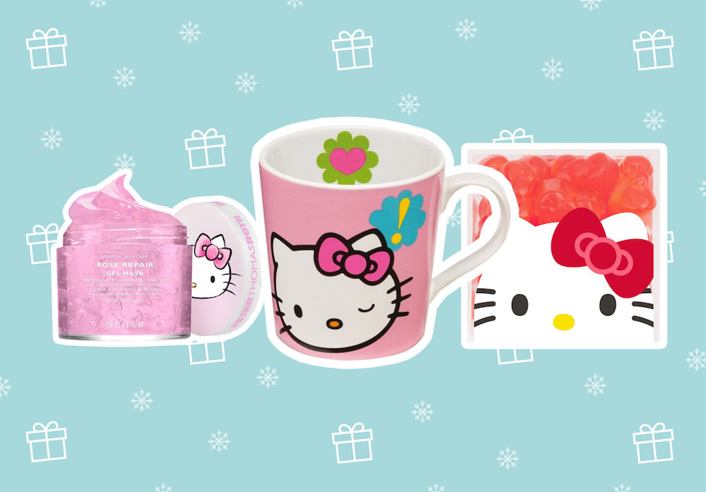25 Sanrio-themed gifts for the Hello Kitty lover on your holiday list