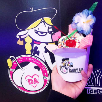 "People are not happy about this New Jersey ice cream shop's ""sexy cow"" logo"