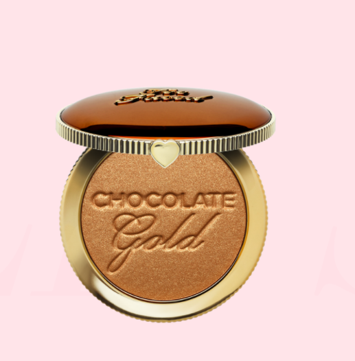 Too Faced S Chocolate Gold Bar Collection Just Launched