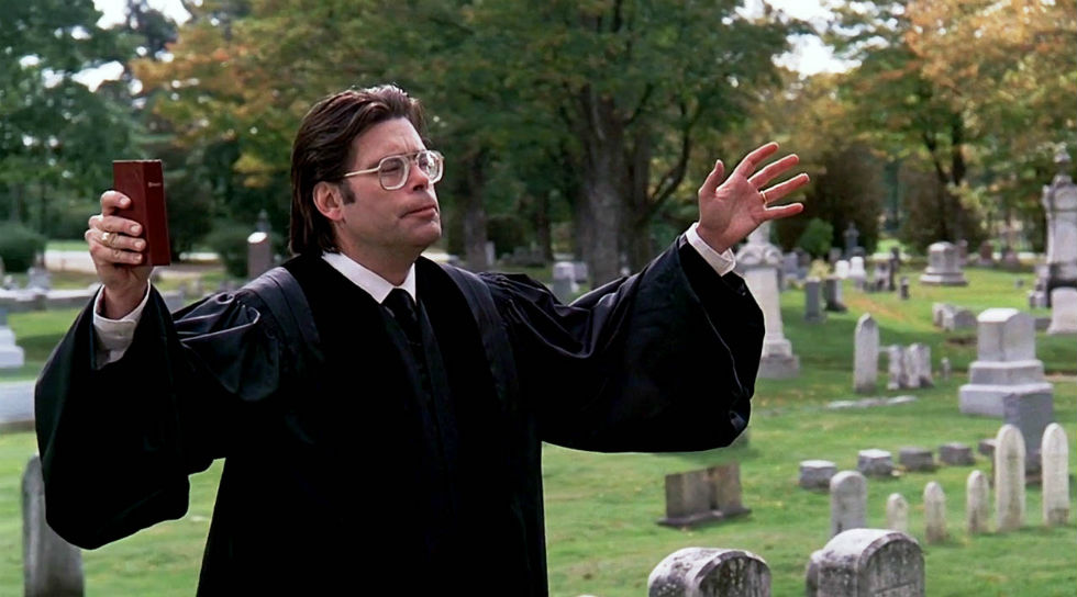 """Stephen King's """"Pet Sematary"""" is getting a remake — and Barry Allen must be so happy"""